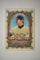 2020 Topps Allen and Ginter Rip Card #RIP-54 Don Mattingly /75
