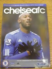 27/01/2010 Chelsea v Birmingham City  . Thanks for viewing this item, buy with c