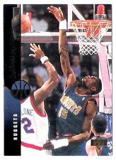 Dikembe Mutombo 1994 Upper Deck Denver Nuggets Insert Basketball Card