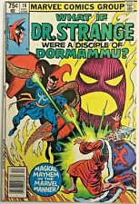 WHAT IF#18 FN/VF 1979 DR. STRANGE MARVEL BRONZE AGE COMICS