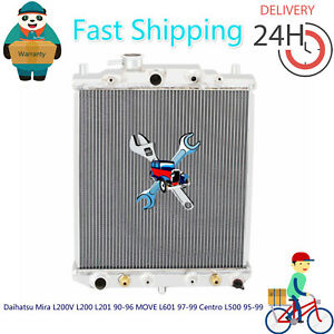 Radiator Daihatsu Mira L200V L200 L201 90-96 MOVE L601 97-99 Centro L500 95-99