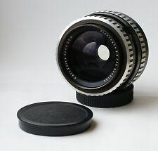 Carl Zeiss Jena Zebra FLEKTOGON f/2.8 35mm Lens M42