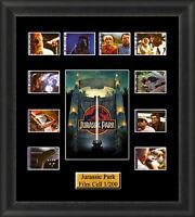 Jurassic Park (1993) Film Cell Memorabilia FilmCells Movie Cell Presentation