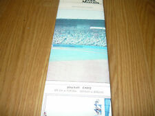 """VISUAL EFFECTS WALL MURAL C-812 Play Ball 8 ' 3 """" X 13' 8"""" NEW IN BOX Rare"""