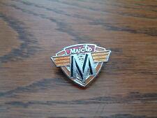 Maico S1 490 440 400 Twinshock Moto-X Motocross Emblème Épinglette 70s-80s Cache