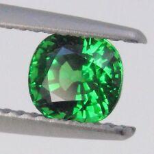 TSA007 / 1.20cts. Ravishing Green Tsavorite Garnet RARE! PERFECT Color/Shape/Cut