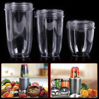 New Juicer Cup Mug Clear Replacement For NutriBullet Juicer 180/240/32OZ