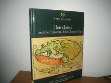 Herodotus and explorers of Classical Age/  hardback/ chelsea house/ illustrated/