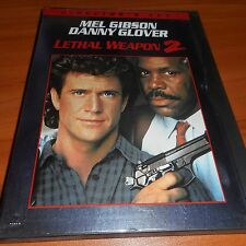 Lethal Weapon 2 (DVD, 2000, Director's Cut) Mel Gibson, Danny Glover Used