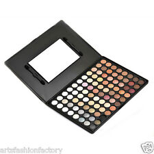 88 Colors Professional Makeup Eyeshadow Palette Metallic Shimmer Eye Shadow Box