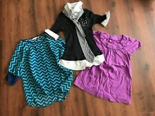 Girls SZ Small Short Sleeved Shirts (3 total) by Beautees,J. Khaki,& Speechless