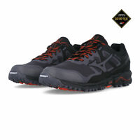 Mizuno Mens Wave Daichi 5 GORE-TEX Trail Running Shoes Trainers Sneakers - Black