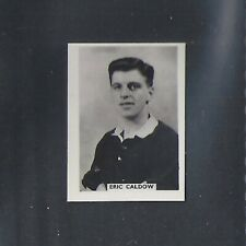 COLINVILLE-FOOTBALL INTERNATIONALS 1958-#10- RANGERS - CALDOW