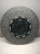 2014-2015 Camaro Z28 Front Carbon Ceramic Brake rotor New GM 22958646