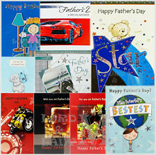 Father's Day Card - General Fathers Day - Various Designs Available