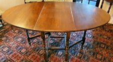 Bevan Funnell Oak Gateleg Dining Table