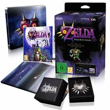 The Legend of Zelda: Majora's Mask 3D -- Special Edition Nintendo 3DS New UK PAL