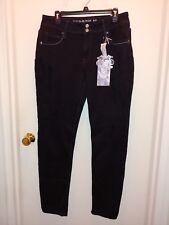 a7408499a07 HYDRAULIC Black Jeans Lola Curvy SKINNY Size 17 18