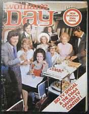 1970s VINTAGE AUSTRALIAN WOMAN'S DAY MAGAZINE January 8th 1973