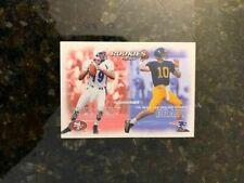 2000 Fleer Dominion Rookies Pairs #234 TOM BRADY ROOKIE.......NM-MT