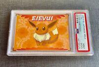 Pokemon PSA 9 Eevee Holo Meiji Promo Embossed MINT (Offe Center)