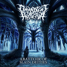 OMNIPOTENT HYSTERIA (UK)-Abattoir of Slain Deities CD 2016 (Brutal Death Metal)