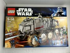 LEGO Star Wars 7261 Clone Turbo Tank - Complete with 1141 Pieces