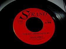 DOLPH PRINCE~RARE OBSCURE POPCORN/NORTHERN SOUL 45 Original STRAND VG+ Hear