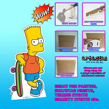 BART SIMPSON The Simpsons LIFESIZE CARDBOARD CUTOUT  SC611