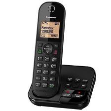 Panasonic KX-TGC420 Teléfono Inalámbrico DECT Contestador bloqueador de llamadas