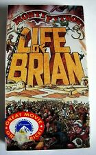 Monty Python's Life Of Brian Vhs 1979 British Comedy Cult Classic New Rare Oop
