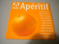 Software Adobe Aperitif Neu Ovp CD