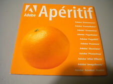Software Adobe Aperitif New Sealed CD