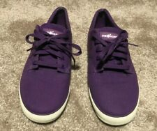 The Hundreds Sneakers; Purple Canvas Size 11