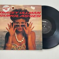 """Tracy Ullman Sunglasses Extended 12"""" Candy, Alone 1984 Stiff Records Import"""