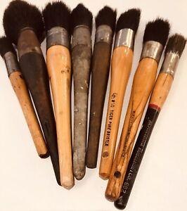Vintage Paint Brushes