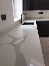 Calacatta | Quartz | Sample | Kitchen Worktops