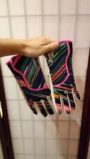 Santini retro vintage winter ski cycling gloves (#17)