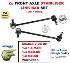 FOR MAZDA 2 1.3 1.5 MZR 1.4 MZRCD 1.6 MZCD 2007-2015 FRONT STABILISER LINK BARS