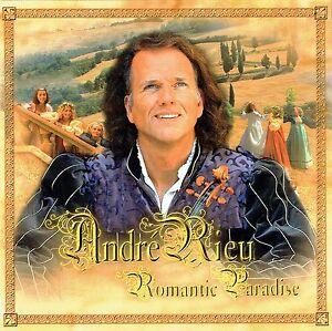 (CD) Andre Rieu - Romantic Pardise (2003)