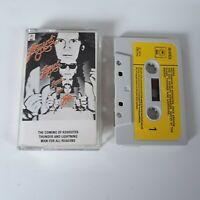 ARGENT NEXUS CASSETTE TAPE 1974 YELLOW PAPER LABEL EPIC CBS UK