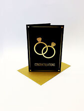 Same Sex Wedding Card - A6, lesbian, LGBTQ, congratulations, marriage