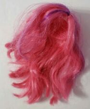 MONSTER HIGH DOLL CREATE-A-MONSTER CAM ADD-ON PACK THREE EYED GHOUL PINK WIG