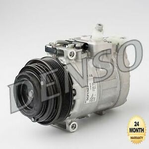 Air Con AC COMPRESSOR for MERCEDES BENZ VITO Bus 110 TD 2.3 1996-2003