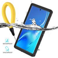 For Samsung Galaxy Note 10 Plus Full Sealed Waterproof Dustproof Shockproof Case