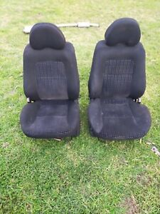 FORD AU XR6 XR8 FALCON L&R Front seats TICKFORD GHIA ute wagon V8