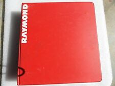 Raymond Maintenance Manual MODEL 31XL MM-97 forklift s/n 10,000 and up