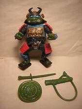 Tortue Ninja Leo the Sewer Samu 1990 Leonardo vintage  ninja turtles TMNT