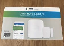 NEW Samsung SmartThings Smart Home Starter Kit Door and Window Sensor White NIB