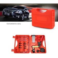 2 in 1 Vacuum Pistol Pump Tester Brake Fluid Bleeder Hand Held Tool Kit for Car